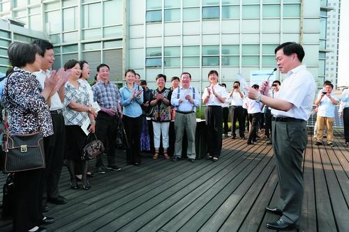 上海检验检疫局举办世界认可日系列主题活动